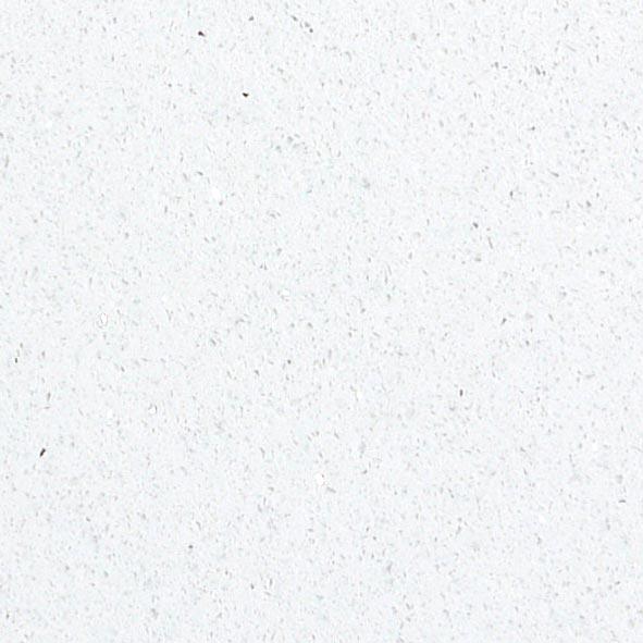 iQ Quartz White Galaxy