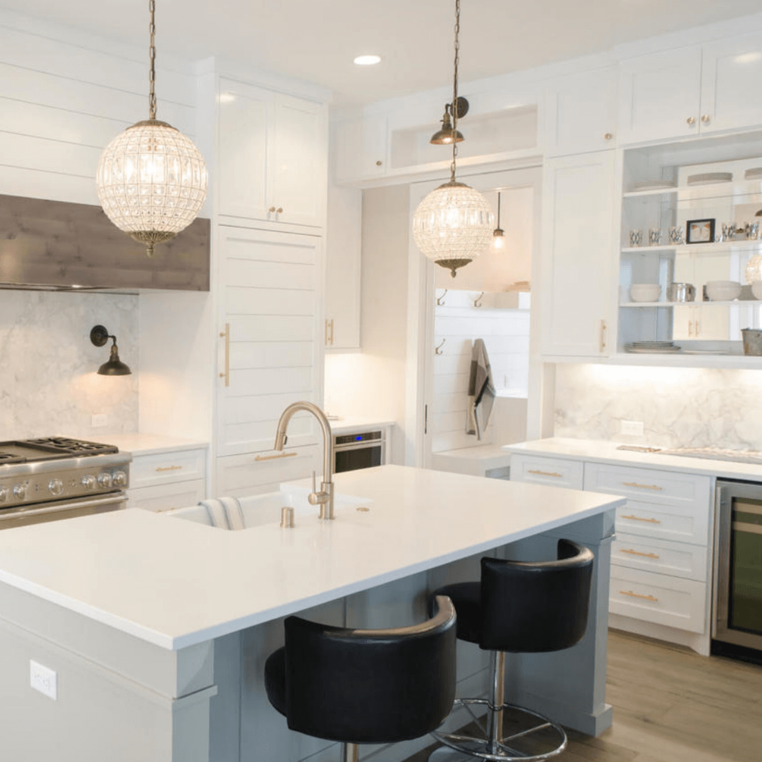 How to plan a kitchen image