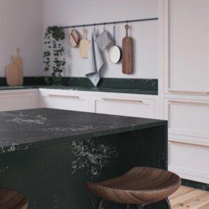 Caesarstone Empira Black worktop