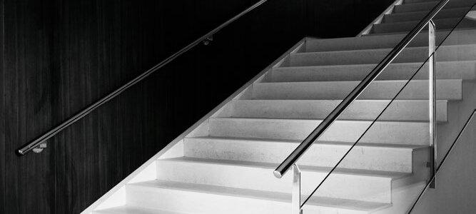 Dekton stairs