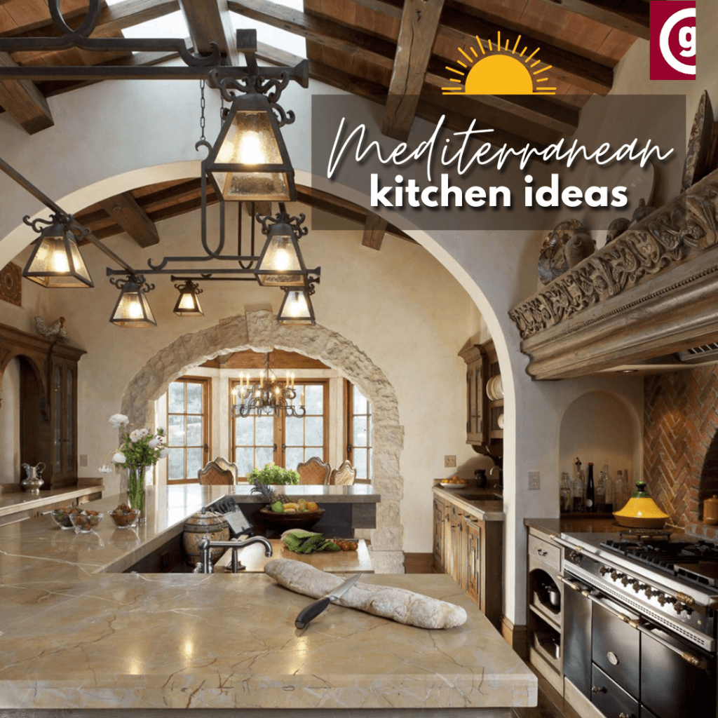 Mediterranean kitchen ideas