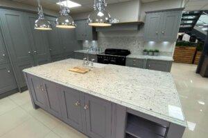 Colonial White Granite, Kitchen Worktops, Granite Worktops