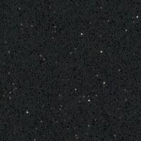 Stellar Night, Black Sparkle Worktop, Black Kitchen Worktop